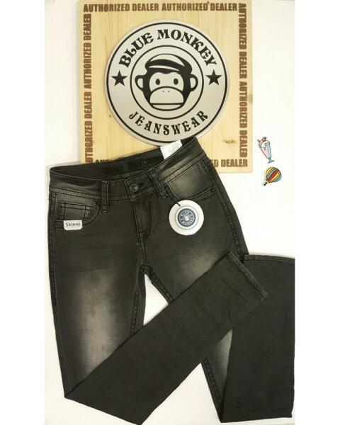 Blue Monkey Jeans Sophia 3836 Skinny Grau (Laenge 34)