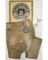 Blue Monkey Jeans Lesley 1640 Sand Skinny