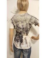 MISSY Shirt Glitzer Patchdruck
