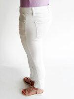 Blue Monkey Jeans  Honey 7115 Weiß/Spitze
