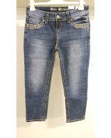 Blue Monkey Jeans Lucy 3791 dicke Naht / Nieten