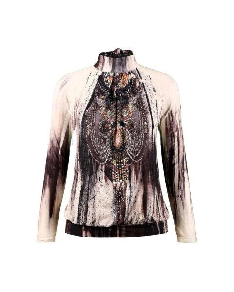 MISSY Shirt Glitzer Schleife