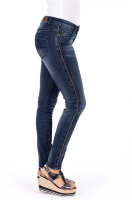 Blue Monkey Jeans Ruby 10308 Skinny Fit brauner...