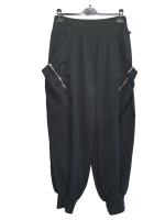 Stylische Hose mit aufgesetzten Taschen - Basic Teil