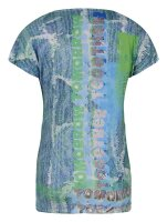MISSY Shirt Glitzer Meeresbrise