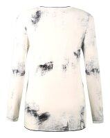 MISSY Shirt Glitzer Totenkopf