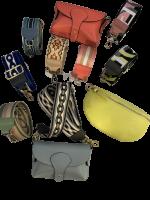Stylische Schulterriemen machen aus jeder Tasche einen Hingucker