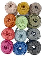 Stylischer Wickelgürtel in angesagten Trendfarben