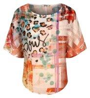 MISSY Shirt Glitzer Print