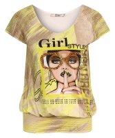 MISSY  Shirt  Glitzer GIRL STYLE